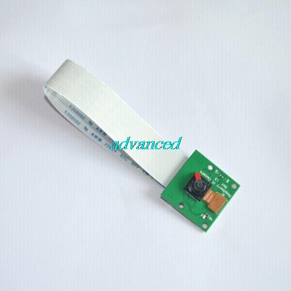 Brand New 1Pcs Camera Module Board REV 1.3 5MP Webcam Video 1080p 720p Fast For Raspberry Pi Free Shipping(China (Mainland))