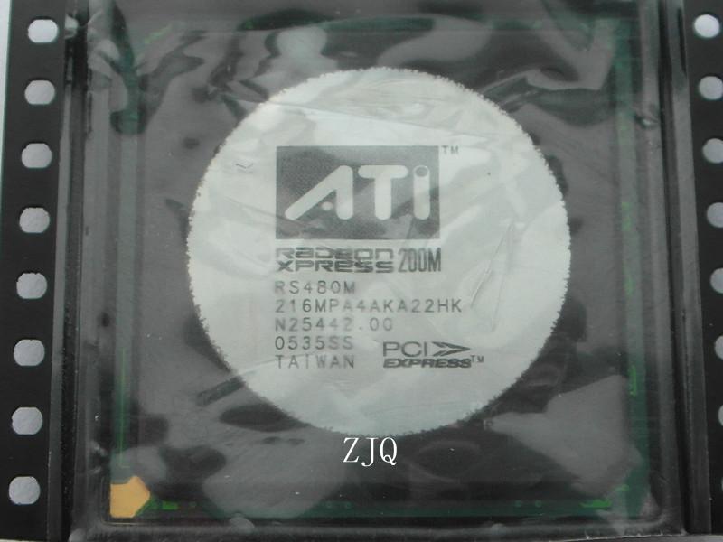 New ATI 200M RS480M 216MPA4AKA22HK BGA ic chip with balls for Laptop(China (Mainland))