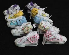 toys mini doll shoes   for bjd   1/4  1/3girl boy 1/4 Scale  Canvas  Shoes For BJD Doll Accessories(China (Mainland))