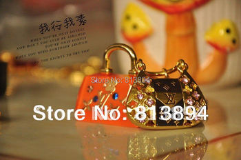 Mini handbag USB memory drive with fashion style and best quality