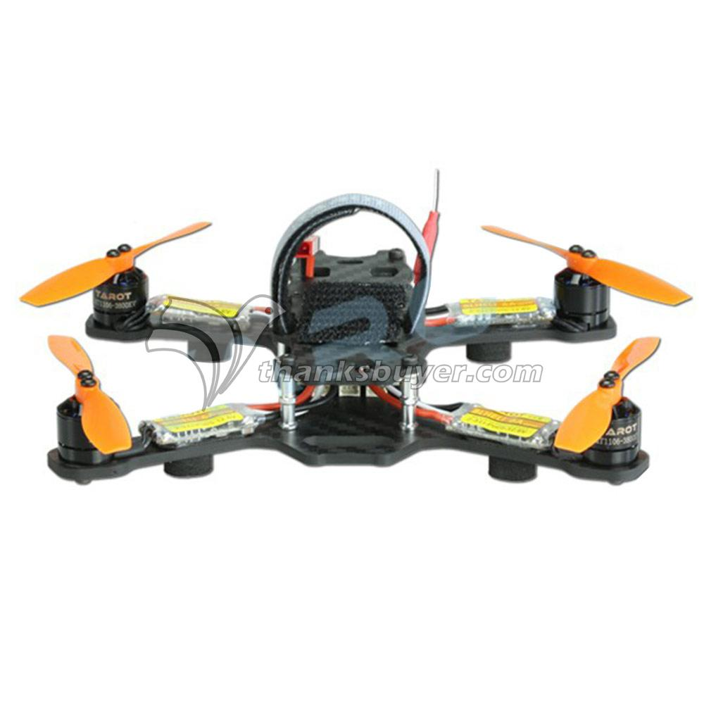 Tarot TL150H1 150mm 4-Axis Carbon Fiber Quadcopter Aircraft with Motor BEC Propeller for FPV