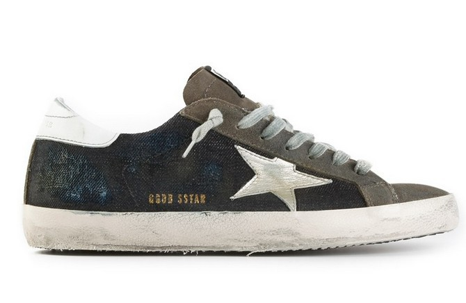NEW Golden goose men and women's sneakers do old flat GGDB red casual shoes high quality genuine leather shoes 4