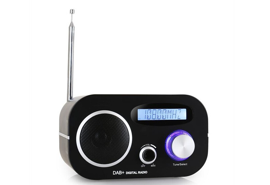 DAB + Digital Radio Alarm Clock FM Radios LCD Display Automatic Search Station Time and Date Display1.5W RMS Free Shipping<br><br>Aliexpress