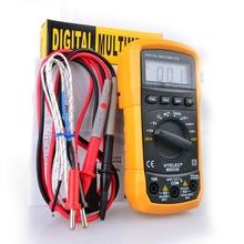 Multímetros digitales Mastech MS8233E Manual Auto Ranging multímetro Digital con temperatura medición Digital Multi metro