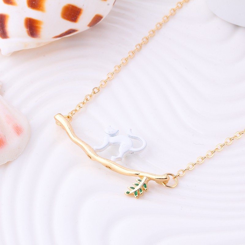 Lovely Cat Necklace