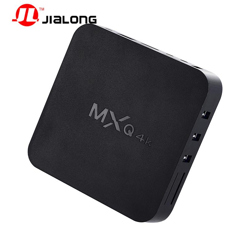 NEW MXQ4K Quad-Core Rockchip 3229 Android 5.1 Smart tv box 4K HD 3D Media Player KODI Fully Loaded H.265 WiFi Android tv set box(China (Mainland))