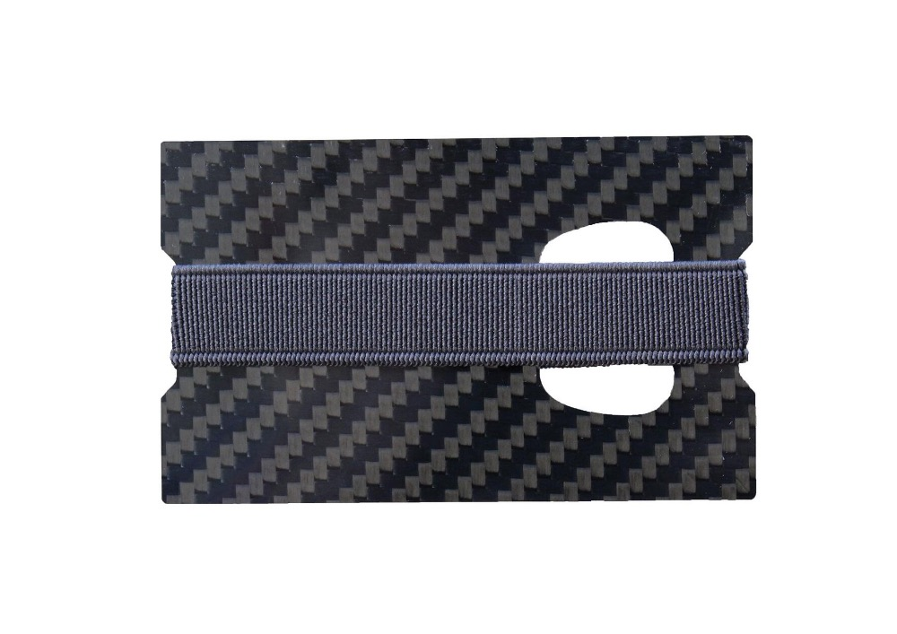 credit card wallet real carbon fiber id holder with bottle opener in card id holders from. Black Bedroom Furniture Sets. Home Design Ideas
