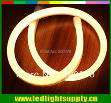 Free shipping by FEDEX 50m (164') spool flexible led neon warm white (soft white) 110v or 230v 80led/m + accessories(China (Mainland))