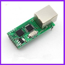 Network Port To Serial Port Module Ethernet To RS232 RJ45 to TTL Network Port To RS-232(China (Mainland))
