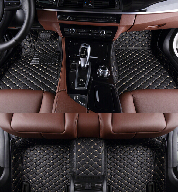 Good & Free shipping! Custom special floor mats for Mercedes Benz A Class W169 2012-2004 durable non-slip waterproof car carpets(China (Mainland))