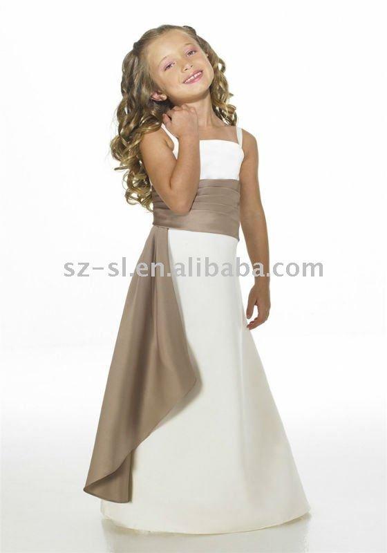2012 flower girl dress girls pageant dresses prom dresses for Dresses for 10 year olds for a wedding