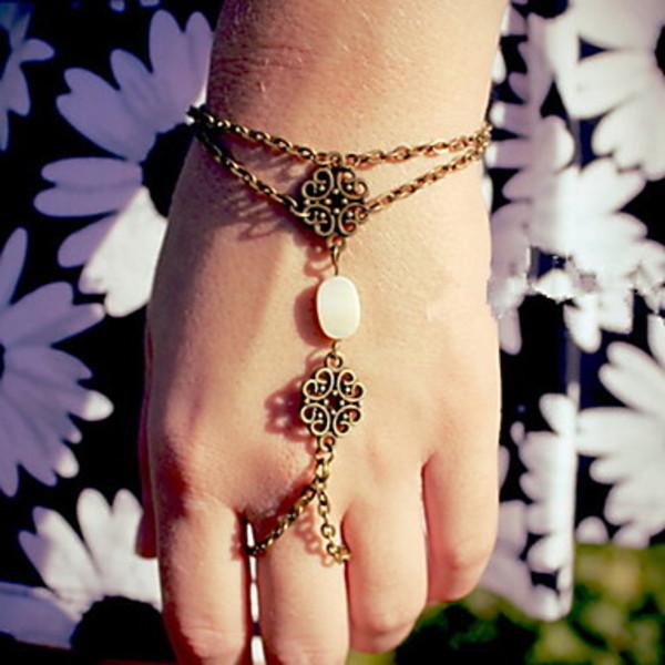 Goodland Shixin Alloy Bracelet Charm Bracelets Party Daily Casual #(China (Mainland))