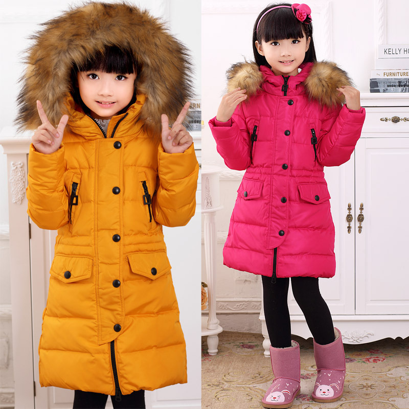Toddler Girl Coats Winter Photo Album - Reikian