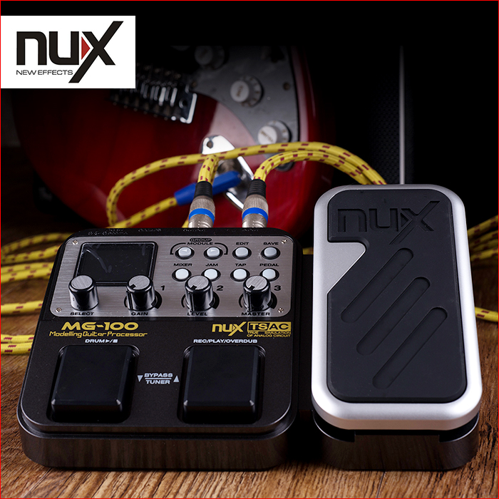 Nux   electric guitar effects multi-effects pedal