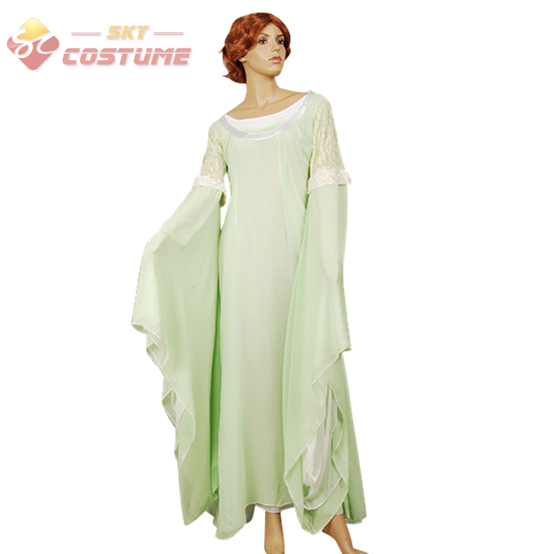 Arwen Dress Costume Arwen Undomiel Gown Dress
