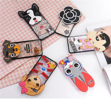 """Buy 3D Cartoon Pattern Back Cover iPhone 7G Plus iPhone 7 Plus Case Silicon 5.5"""" PC Cute Phone Case iPhone 7 Plus Cover Capa for $4.99 in AliExpress store"""