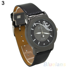 New Hot Fashion Luxury Women s Ladies Girl Dress Analog Quartz Gift Wrist Watches 09ER