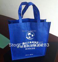 LOGO printing non woven shopping bag promotional shopping bag(China (Mainland))