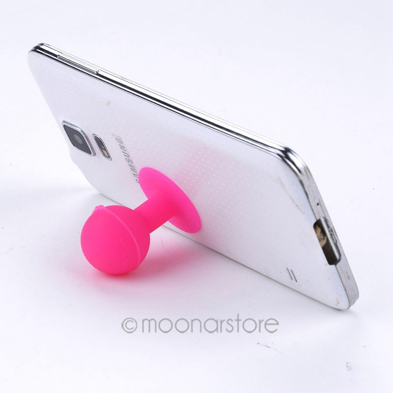 New Free Shipping Octopus Holder Stand Sucker Support for iPhone 4 5 iPad Samsung s3 s4 s5 Mobile Phone Acessories ZMPJ487(China (Mainland))