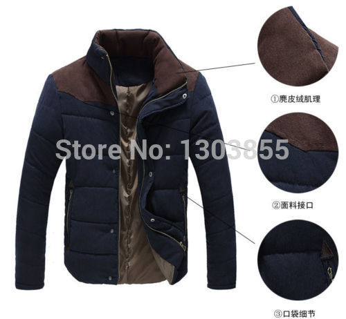 Details about TOP Quality Mens Winter Warm Thermal Wadded Jacket Cotton-padded coat WinterОдежда и ак�е��уары<br><br><br>Aliexpress