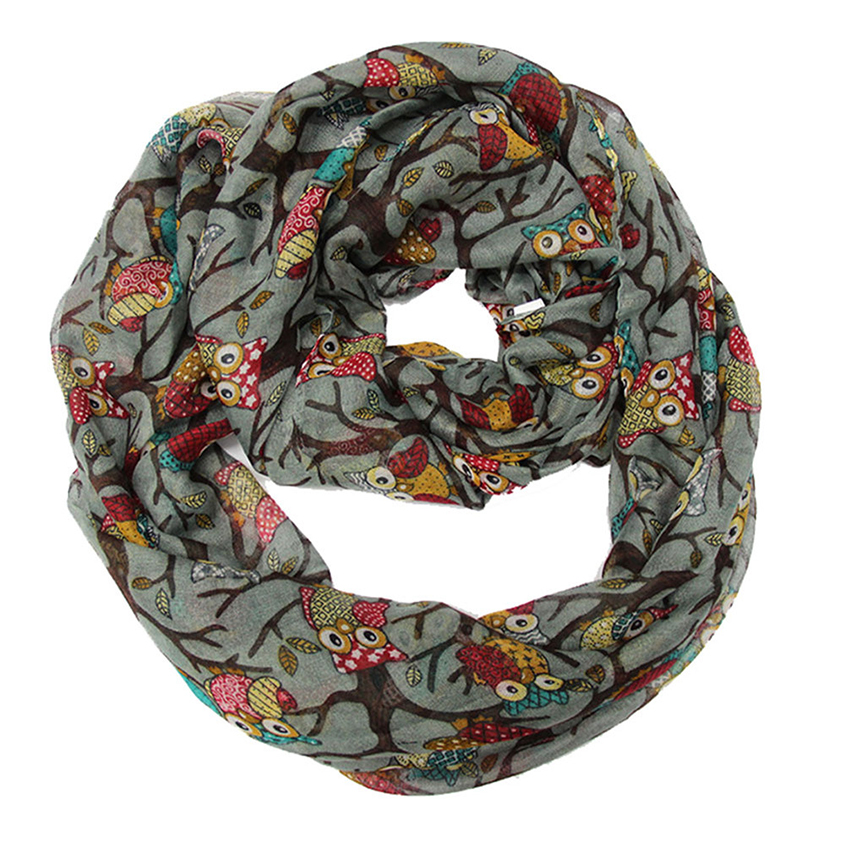 New 2015 Autumn and Winter Women Fashion Scarf long Voile Scarf Women Print Scarves(China (Mainland))