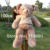 "Giant Stuffed Plush Toy Bear with Sweater for Children Birthday Gifts,4 Colors,24"",32"",40"",1PC"
