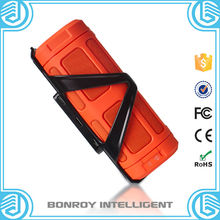 New Outdoor Sport Bluetooth Speaker F5 IPX5 Waterproof and dustproof and shockproof with TF card reader