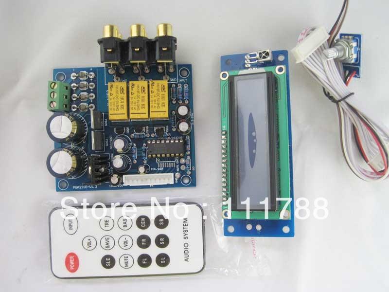 Upgrade PGA2311 Stero Remote Volume Controller Preamp<br><br>Aliexpress