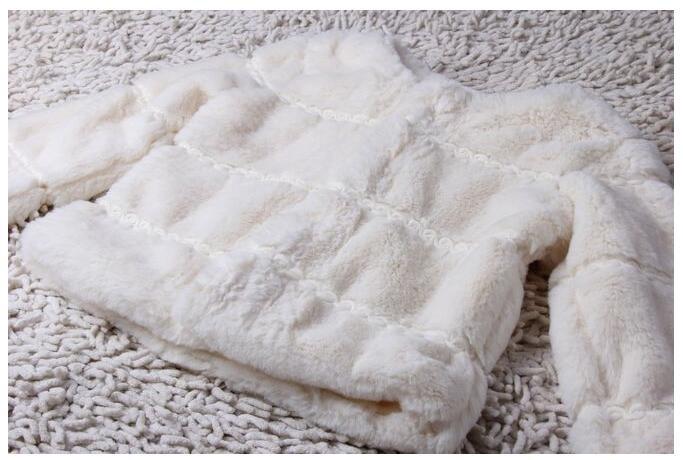 Скидки на 2015 новый твердый хлопок и искусственный мех одежда для подростков девочки подростки девочка одежды куртка болеро для зимних