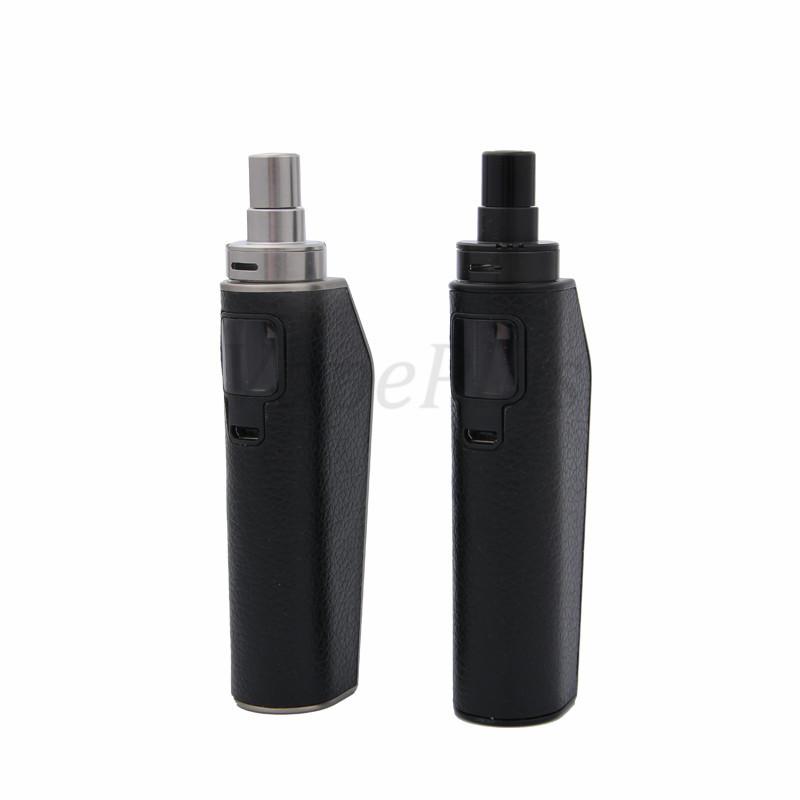 ถูก เดิมบุหรี่อิเล็กทรอนิกส์Eleaf ASTERรวมชุด2มิลลิลิตรความจุ1600มิลลิแอมป์ชั่วโมงAsterรวมแบตเตอรี่บายพาสโหมดมีค่าICหัว