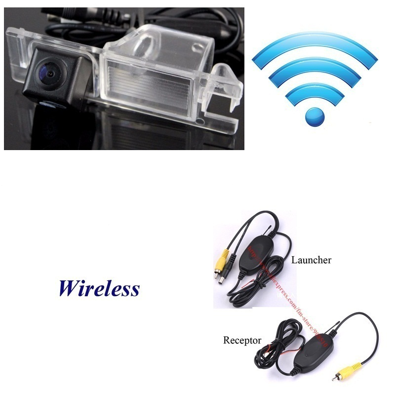2in1 DIY for Alfa Romeo AR 159 wireless bluetooth wifi car auto backup rear view rearview reverse parking camera camara kamera<br><br>Aliexpress