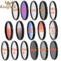 KnightX FLD UV CPL MC Star nd lens color filter for Sony Nikon Canon 700D 100D