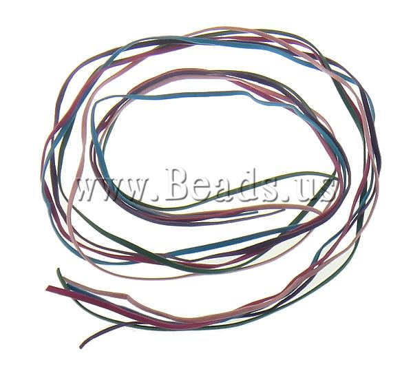 Free shipping!!!Wool Cord,Korea Jewelry, mixed colors, 3mm, Length:1000 Yard, 1000Strands/Lot, Sold By Lot
