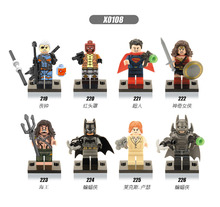 Legoelied XINH0108 Batman vs. Superman: Dawn of Justice Figures DC Super hero minifigures building blocks model bricks kids toys