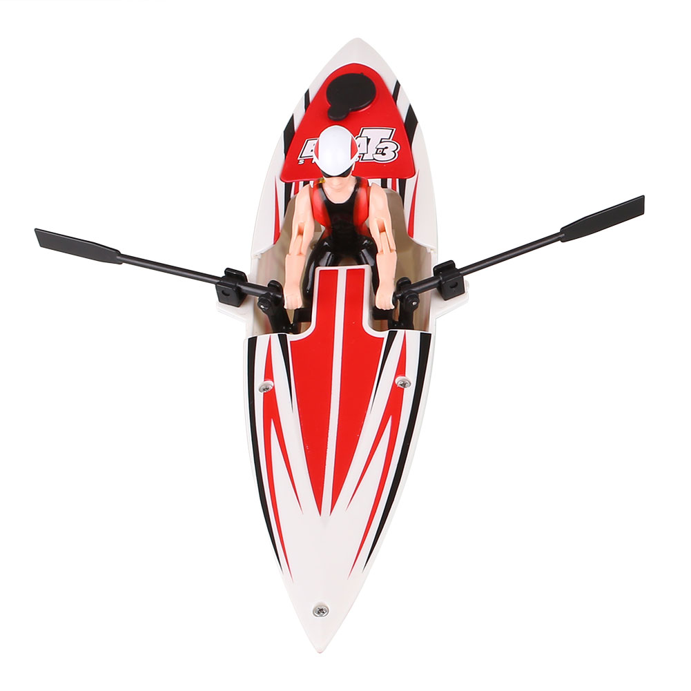 High Speed 2.4Ghz Super Speed RC Boat Electric Motorboat 4CH Model can Righting Remote Control RC Speedboat(China (Mainland))