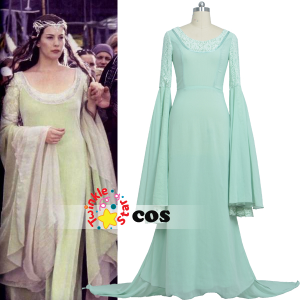 Arwen Evenstar Cosplay Arwen Evenstar Dress Arwen