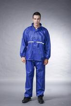 Impermeabledurable 2016 Motorcycle Raincoat Rain Pants Suit Riding Bicycles Electric bike [ Split ] Waterproof Rainwear fishing(China (Mainland))