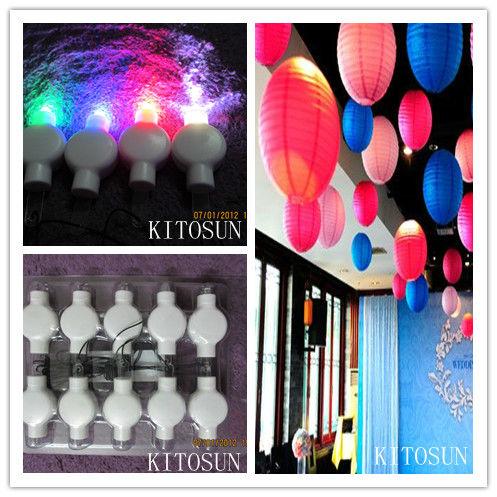 Sale100pcs/pack Multi-colour Skylantern led light for parper lantern(China (Mainland))