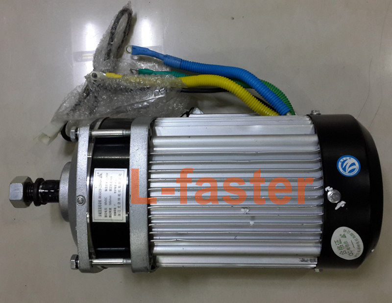 60v72v 2200w electric automobile engine electric car parts for Most powerful brushless motor