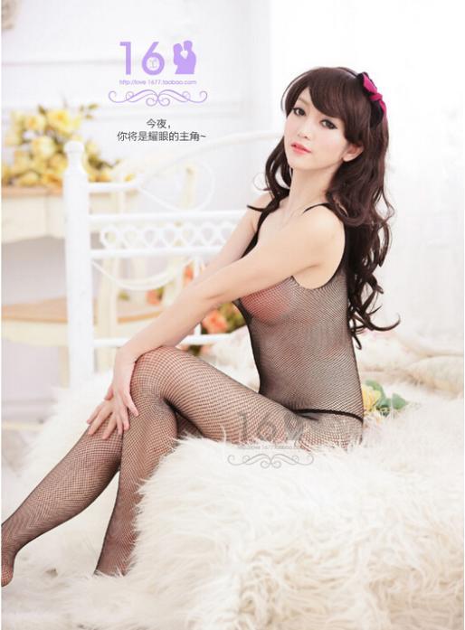 Гаджет  New 2015 Sexy Fishnet Hot Sale Sex toy Sleepwear Lingerie Underwear G-string Sex HS None Одежда и аксессуары