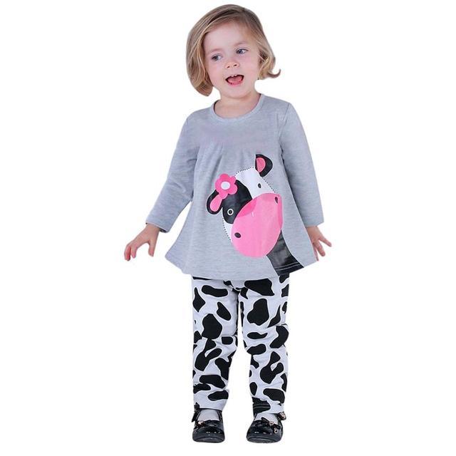 Хорошие дети дизайнер бренда дети Малышей Дети Детские Девушки Осень костюмы Одежда ...