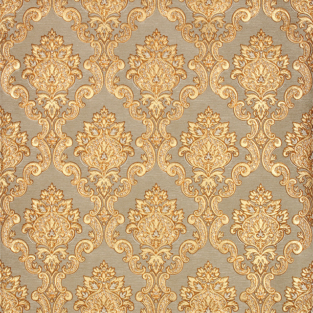 Luxury Wallpaper Aliexpress.com : buy 3d gold luxury wallpaper 3d ...