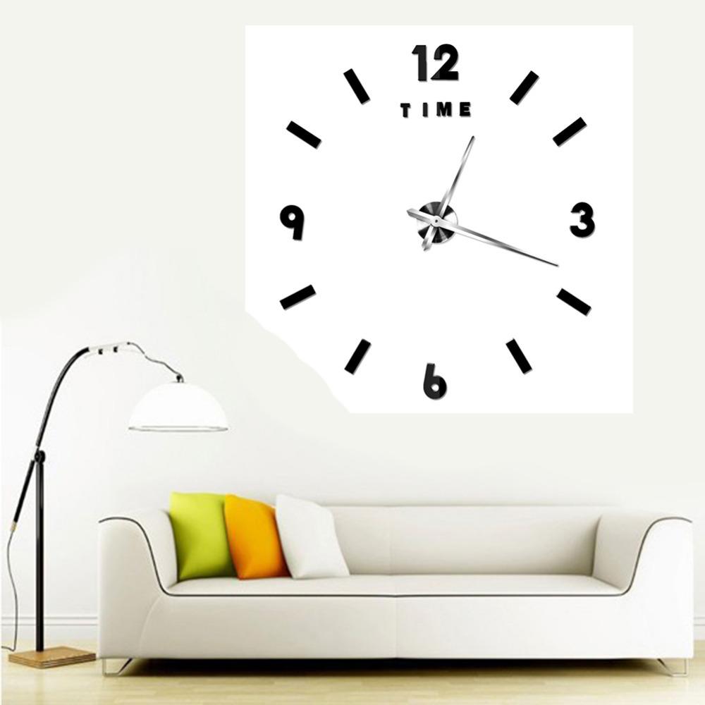 Commentaires abstraite de paon art faire des achats en for Horloge murale grande taille