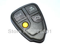 No Chips Replacement Remote Key Shell Case For Volvo 4 buttons V70 V90 C70 XC70 XC90 S90 S80 S70 S60 S40 Free Shipping