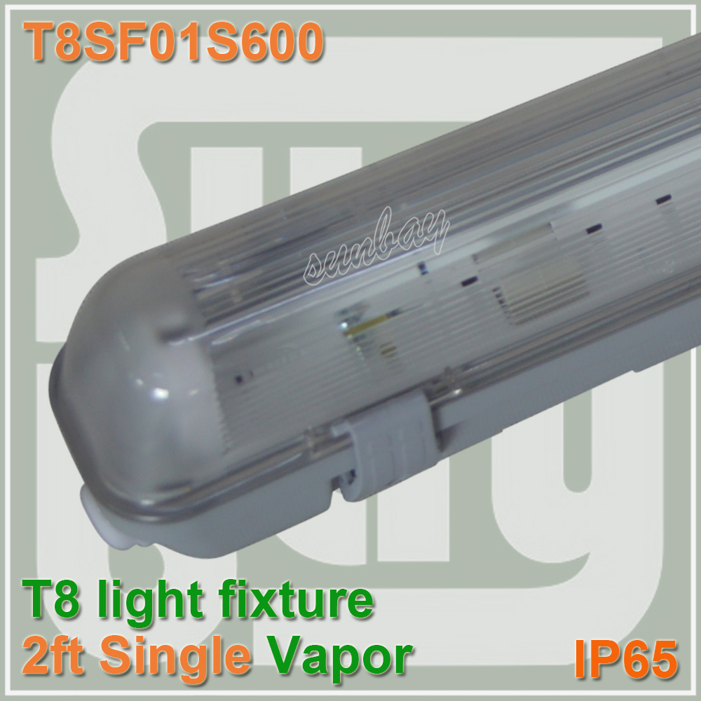 T8 Light Fixture 2ft