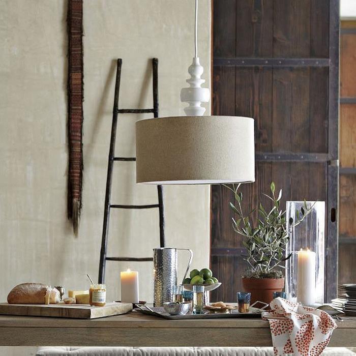 Lampadari soggiorno ikea piatto ikea trasformato in un - Lampadario camera da letto moderno ...