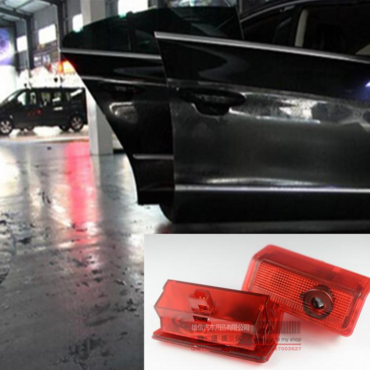Mercedes Benz w204 c260 c300 c200 c280 c230 auto door light car led door logo light ghost shadow welcome projector(China (Mainland))