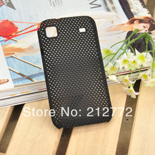 PC Hard Case for Samsung Galaxy S i9000 / Galaxy S Plus i9001 Phone Cases Hole Style hot sell Free Shipping(China (Mainland))