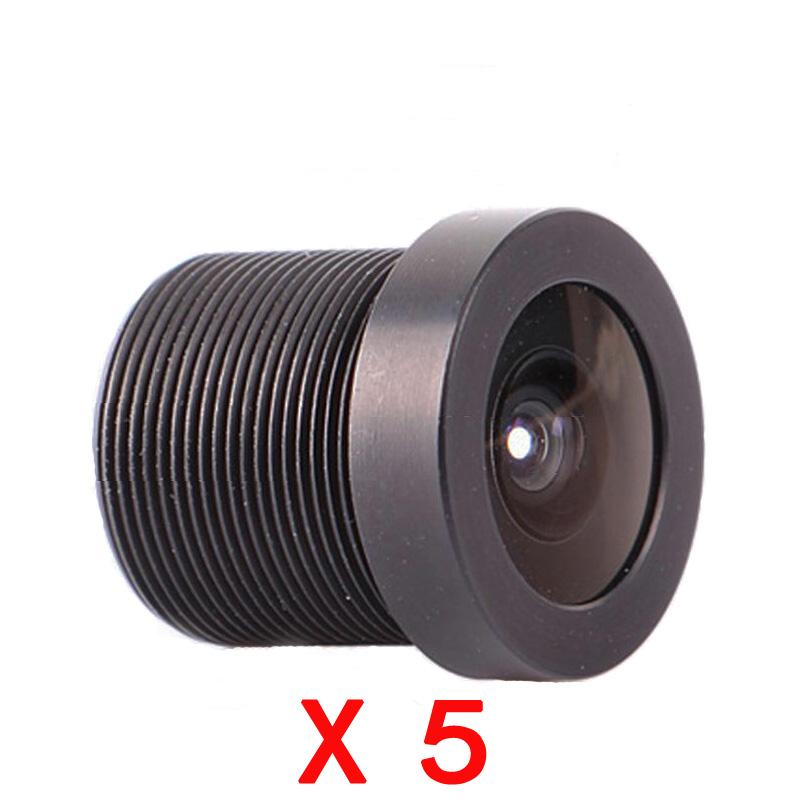 (5 pcs/lot ) CCTV 1.8mm Security camera Lens 170 Degree Wide Angle CCTV IR Board CCTV Lens Camera for Security cameras(China (Mainland))