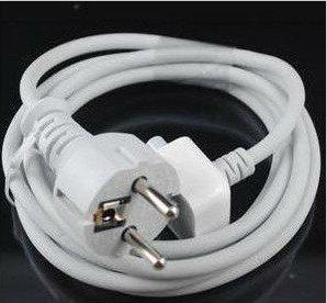EU 100% Original genuine Power Extension Cord cable for Apple